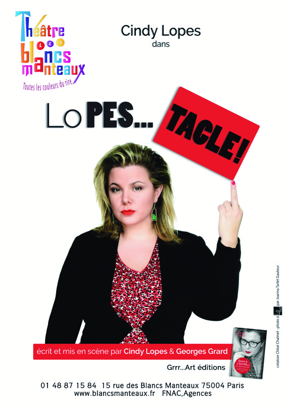 affiche loPES TACLE
